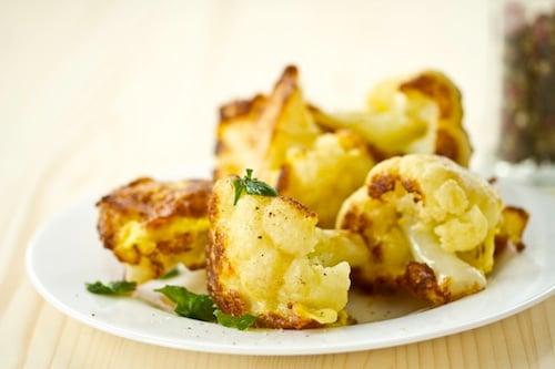 roasted-curry-cauliflower